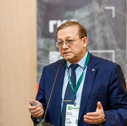 Валерий Лесных, Газпром газнадзор-1