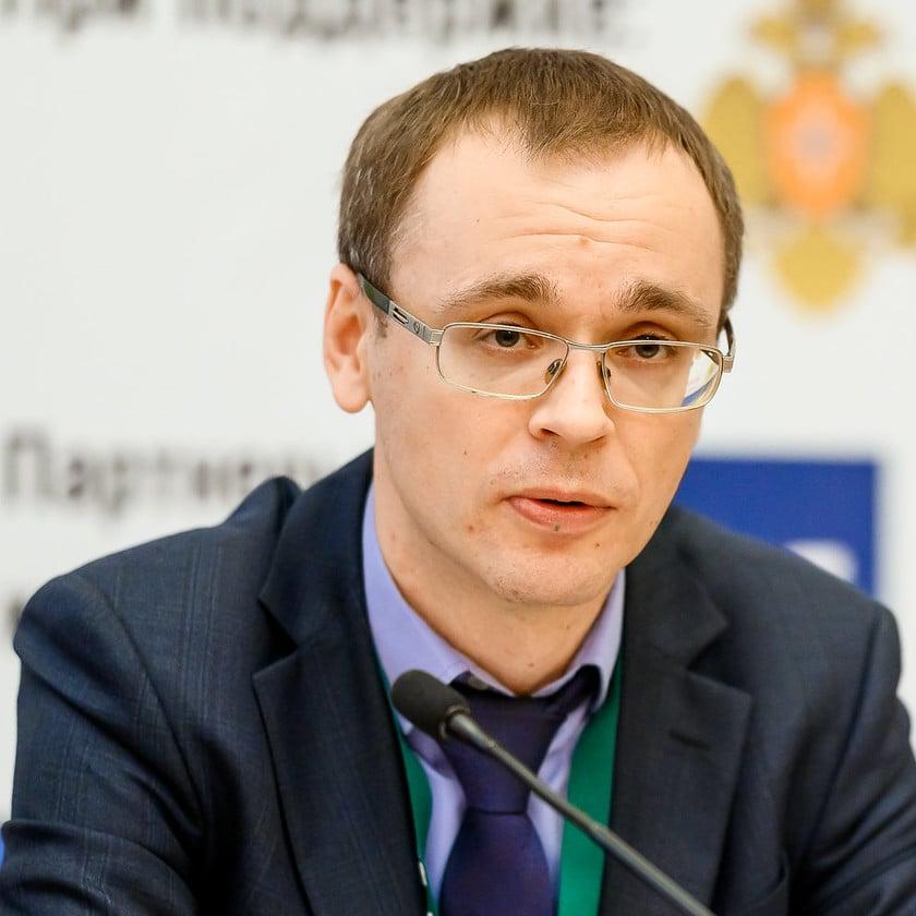 Дмитрий Яковлев, Ростехнадзор