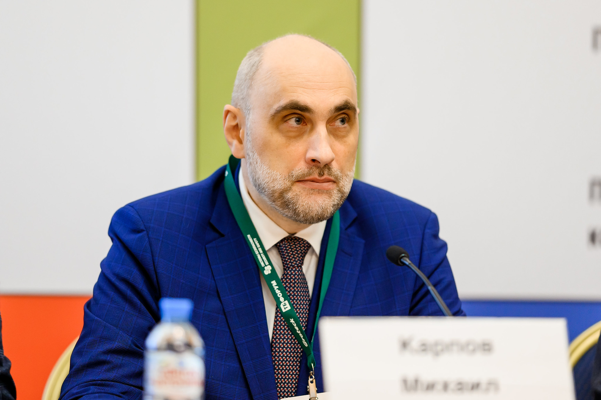 Михаил Карпов, Главгосэкспертиза