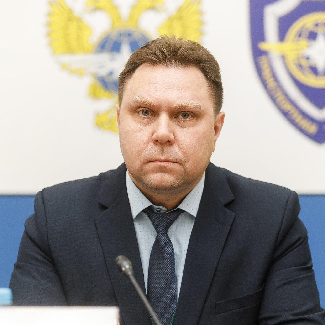 Павел Горячев, МВД России