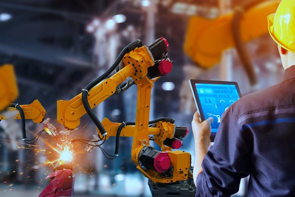 Индустрия 4.0- внедрение машинного зрения, систем производственной видеоаналитики, искусственного интеллекта