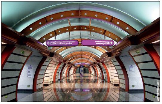Петербургское метро: безопасность превыше всего