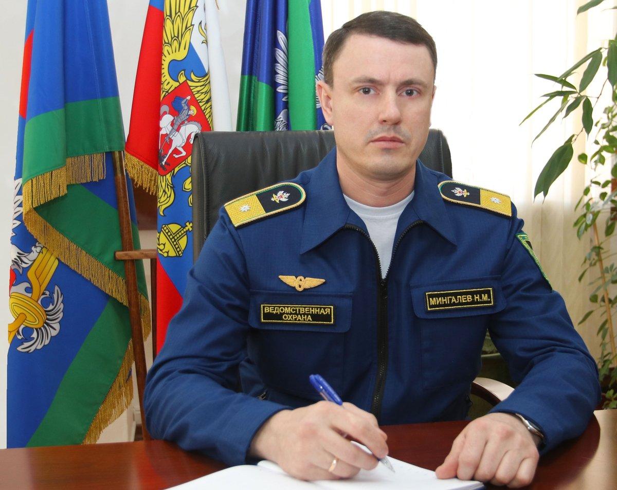 Николай Мингалев, ФГП ВО ЖДТ