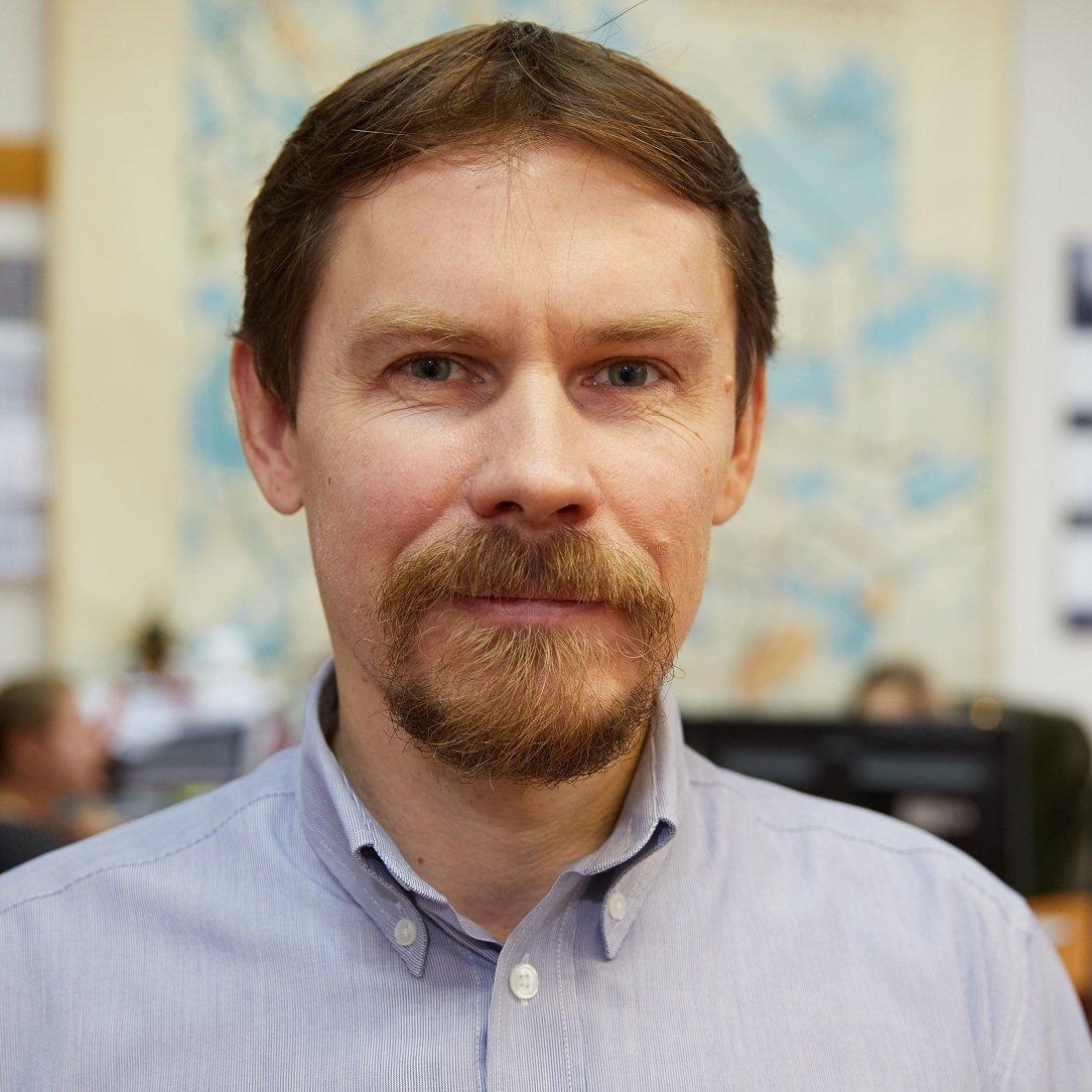 Олег Васильев Генплан