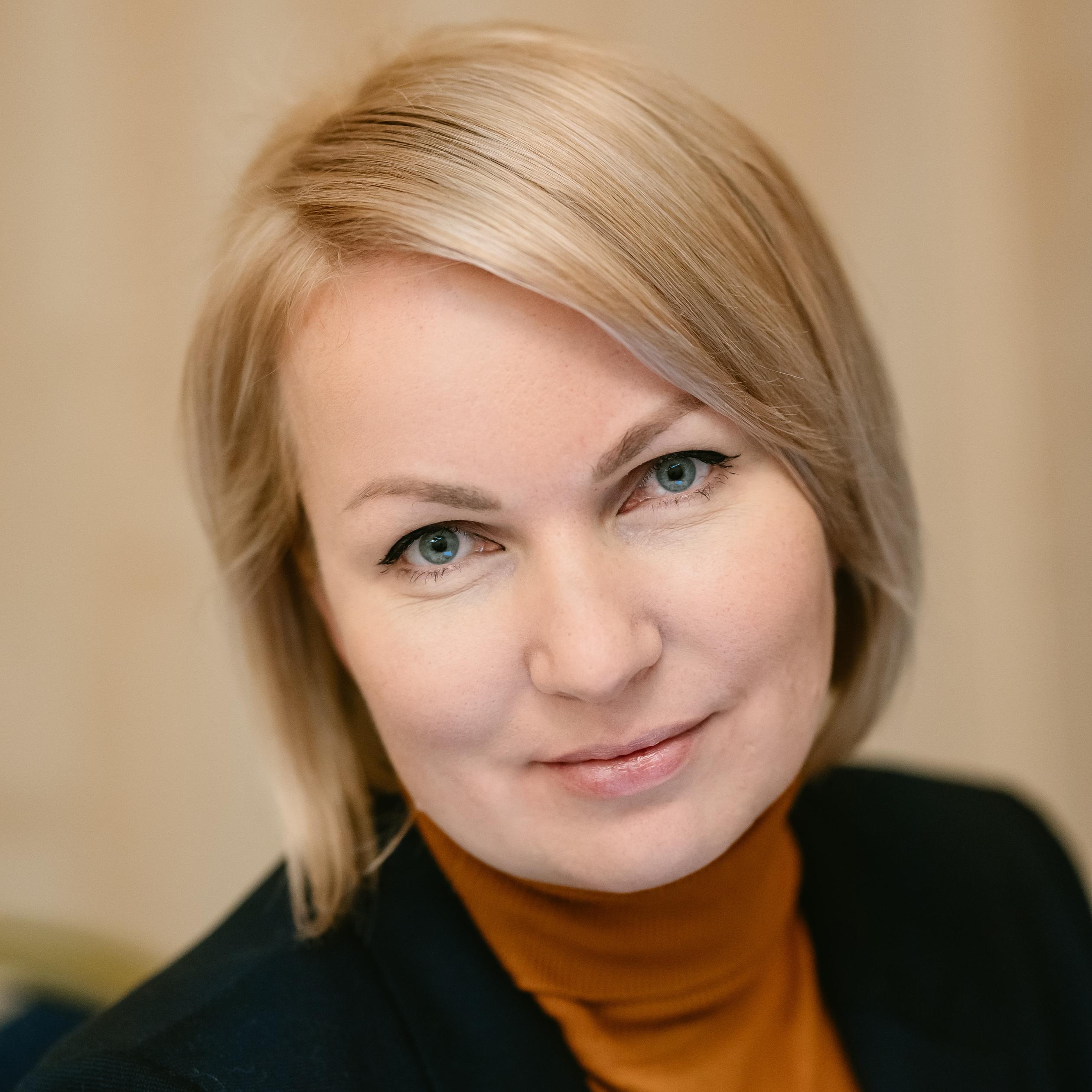Юлия Городецкая