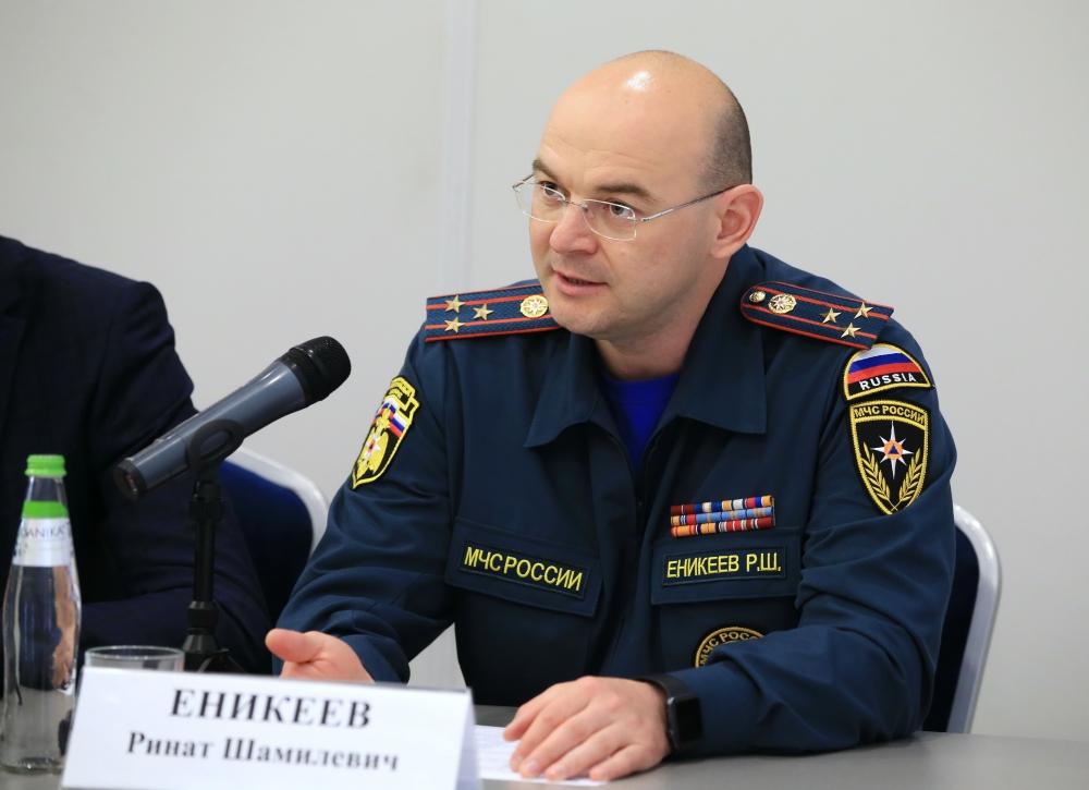 МЧС России предлагает сделать проверки ТЦ регулярными и внезапными, производители систем и средств безопасности – ввести удаленный умный контроль пожарной безопасности
