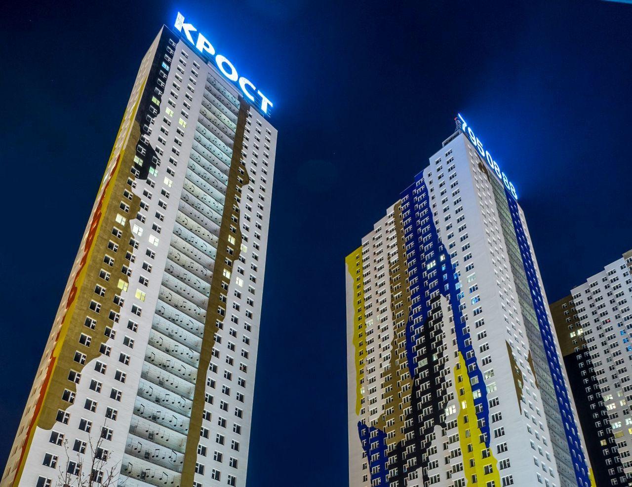 Сценарии автоматизации систем контроля доступа и управления парковками в жилом комплексе