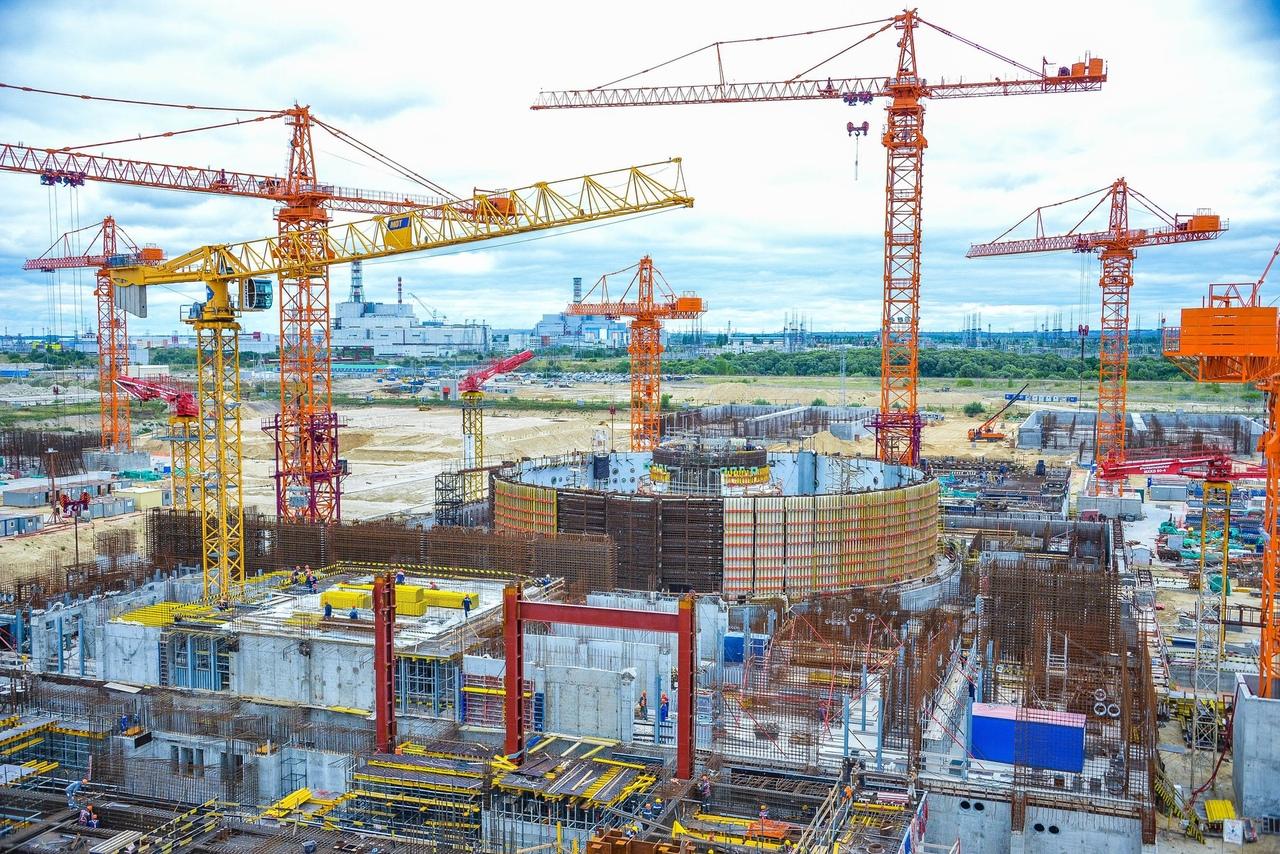 Курская АЭС-2 получит систему автоматическогопожаротушения за 520 млн рублей