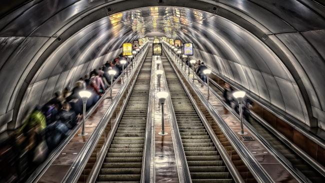 В московской подземке внедрят оплату проезда через Face Pay