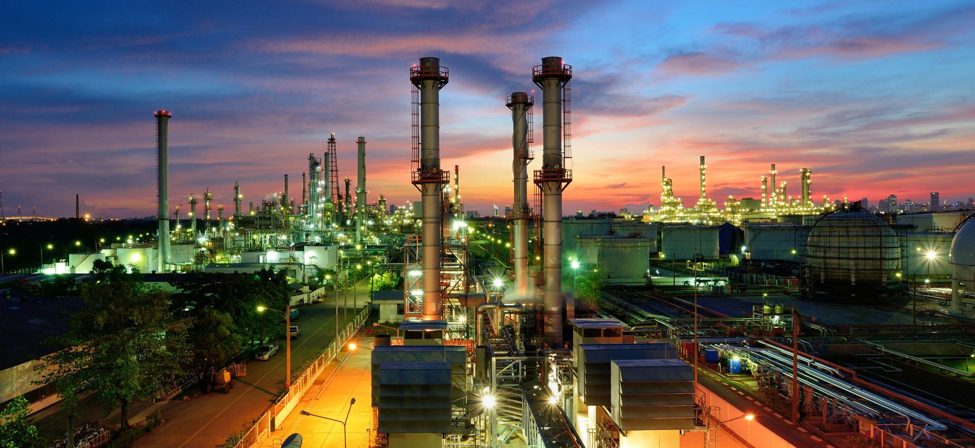 Проблемные вопросы нормирования пожарной безопасности зданий и сооружений объектов нефтегазового комплекса