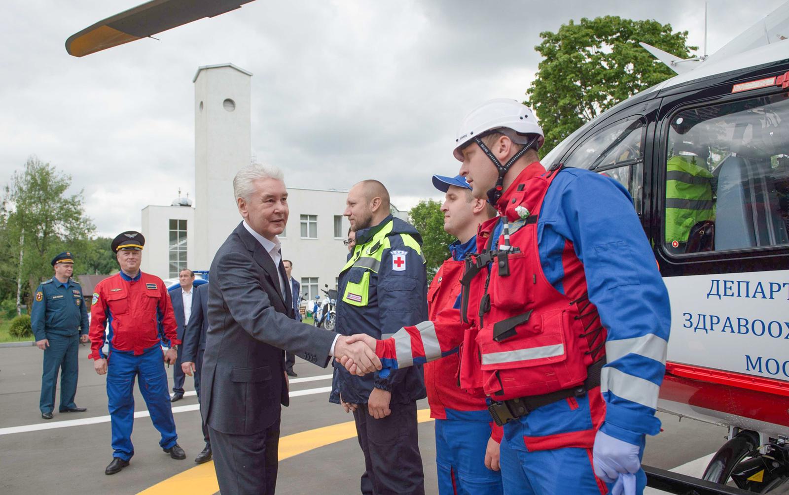 Московское правительство о пожарной безопасности в столице в 2018–2019 гг. Политика и планы