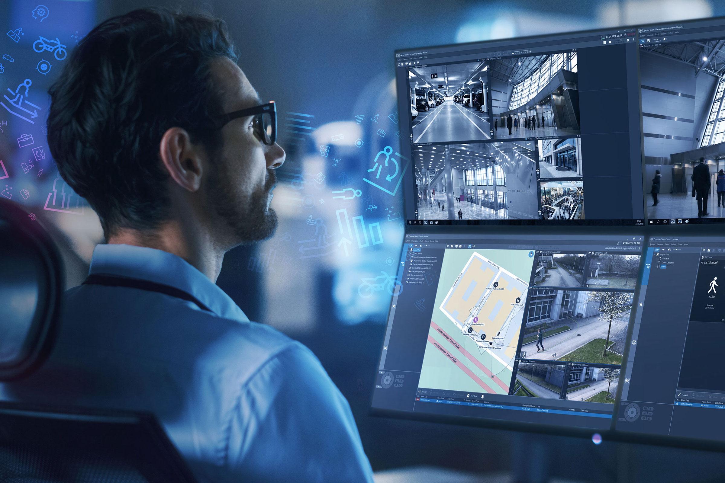 PSIM: трансформация комплексных систем безопасности