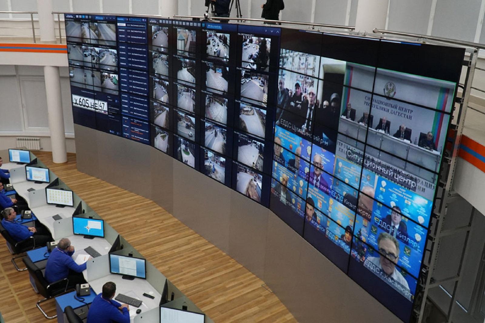 Заказчики и поставщики представили практические кейсы по созданию и эксплуатации ситуационных центров