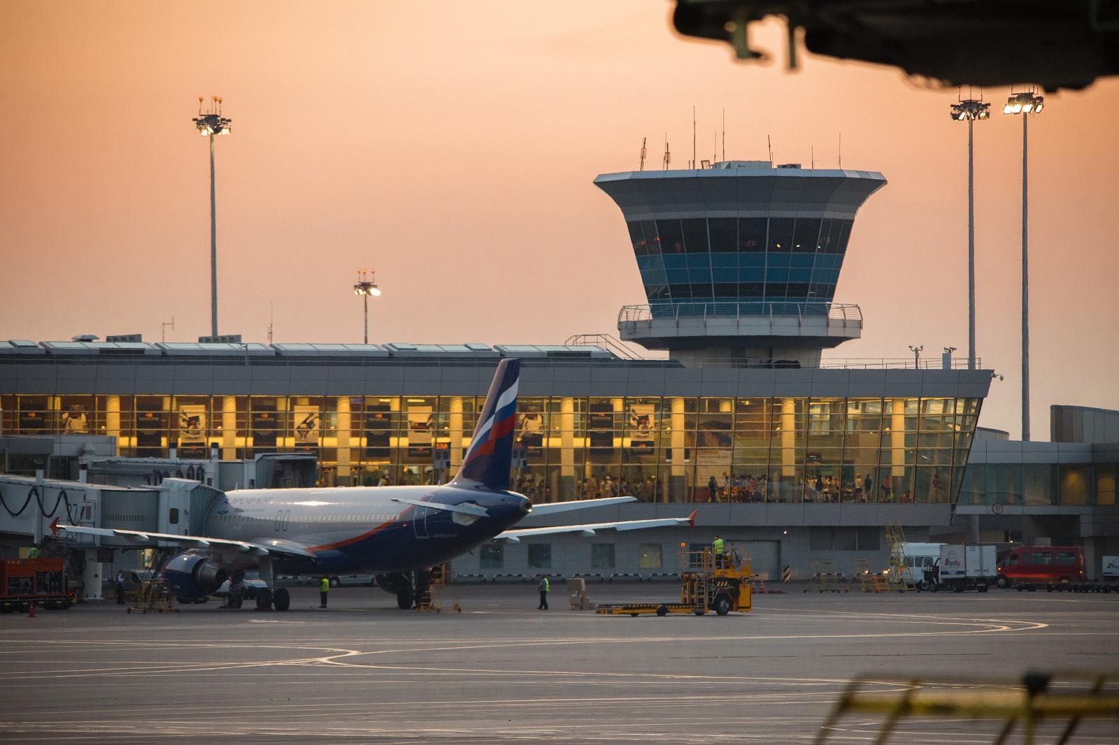 Международный аэропорт Шереметьево потратит на ремонт системпротивопожарнойзащиты 127 млн рублей