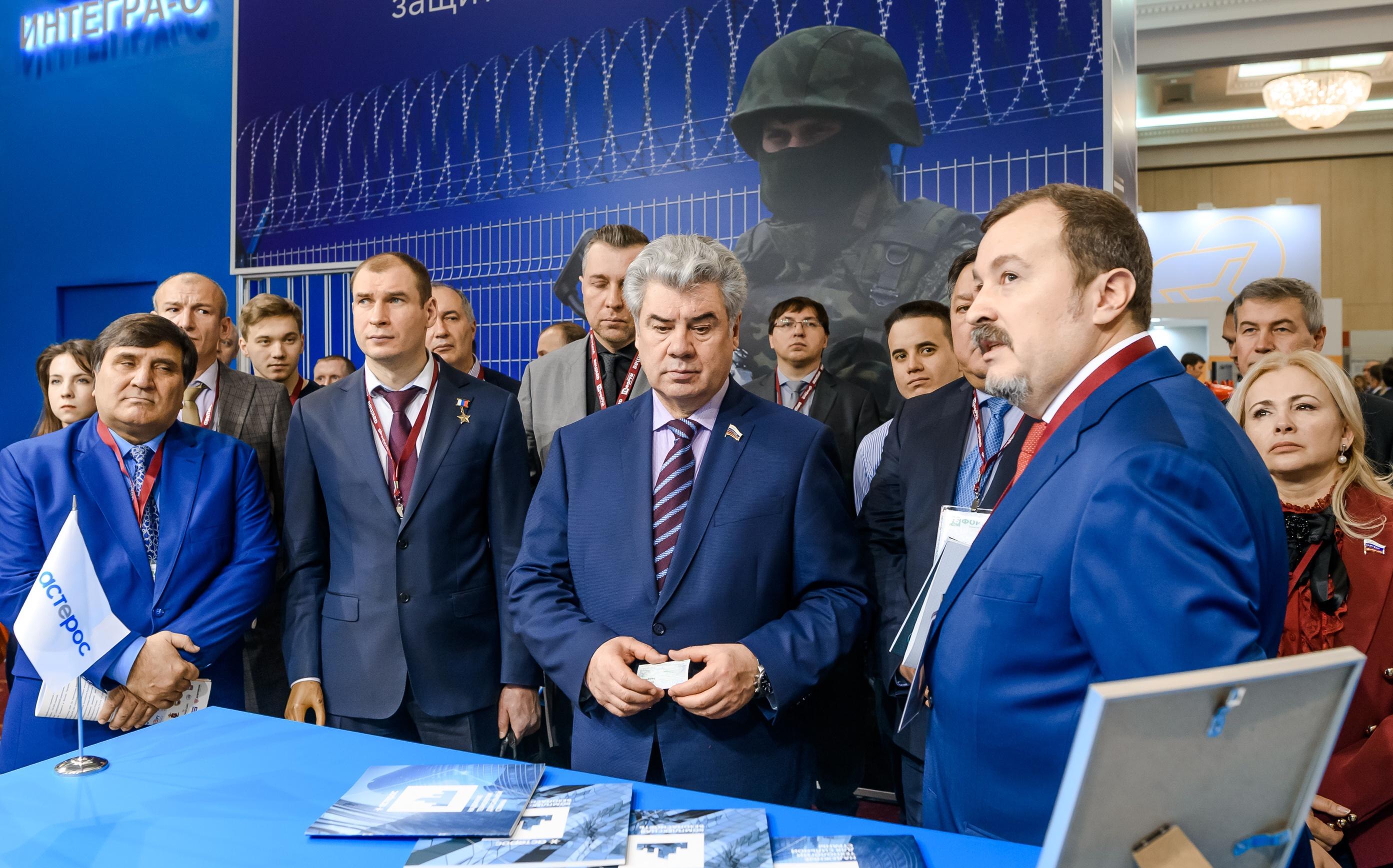 Владимир Шелепов (Астерос): продуманная деловая программа, качественная и интересная аудитория и высокий уровень организации