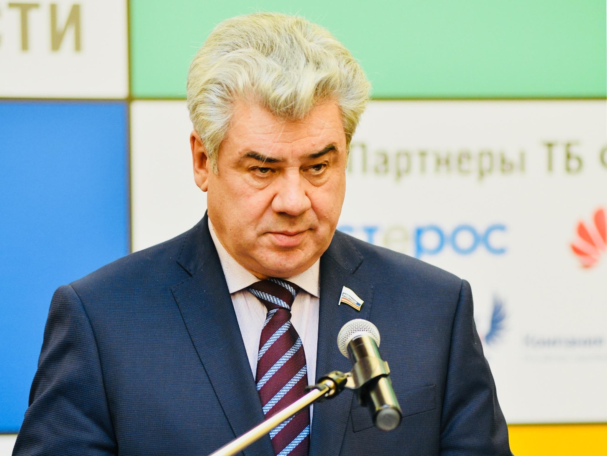 Виктор Бондарев открыл XXIII Международный Форум