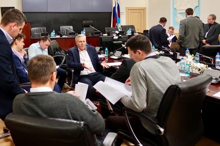 В Росморречфлоте состоялись консультации отраслевиков с производителями и поставщиками систем безопасности