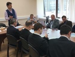 Обсуждены оперативные задачи, стоящие перед Московским метрополитеном, и предложения по формированию карты потребностей заказчика