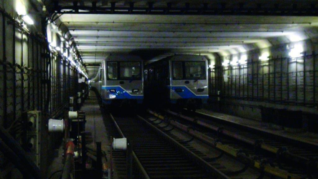 Пожарная безопасность линейных объектов метрополитена. Часть 1.Проблемы и задачи