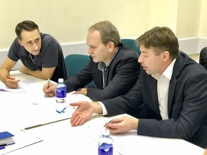 Производители представили конкретные решения для объектов РосЕвроБанка, Банка ЗЕНИТ и Гознака на закрытой встрече с заказчиками