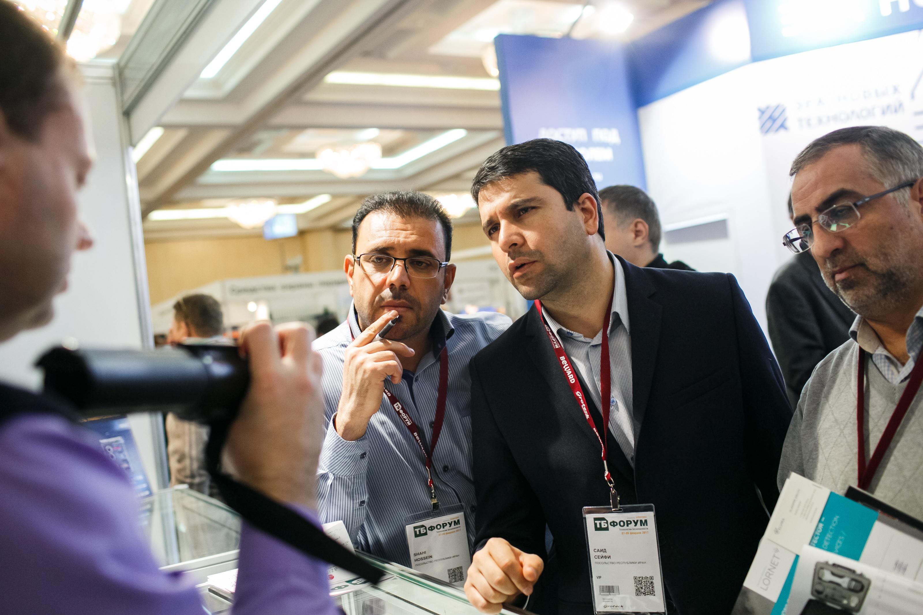 Смотр технологийдля обеспечения национальной безопасности и программа личных встреч с заказчиками