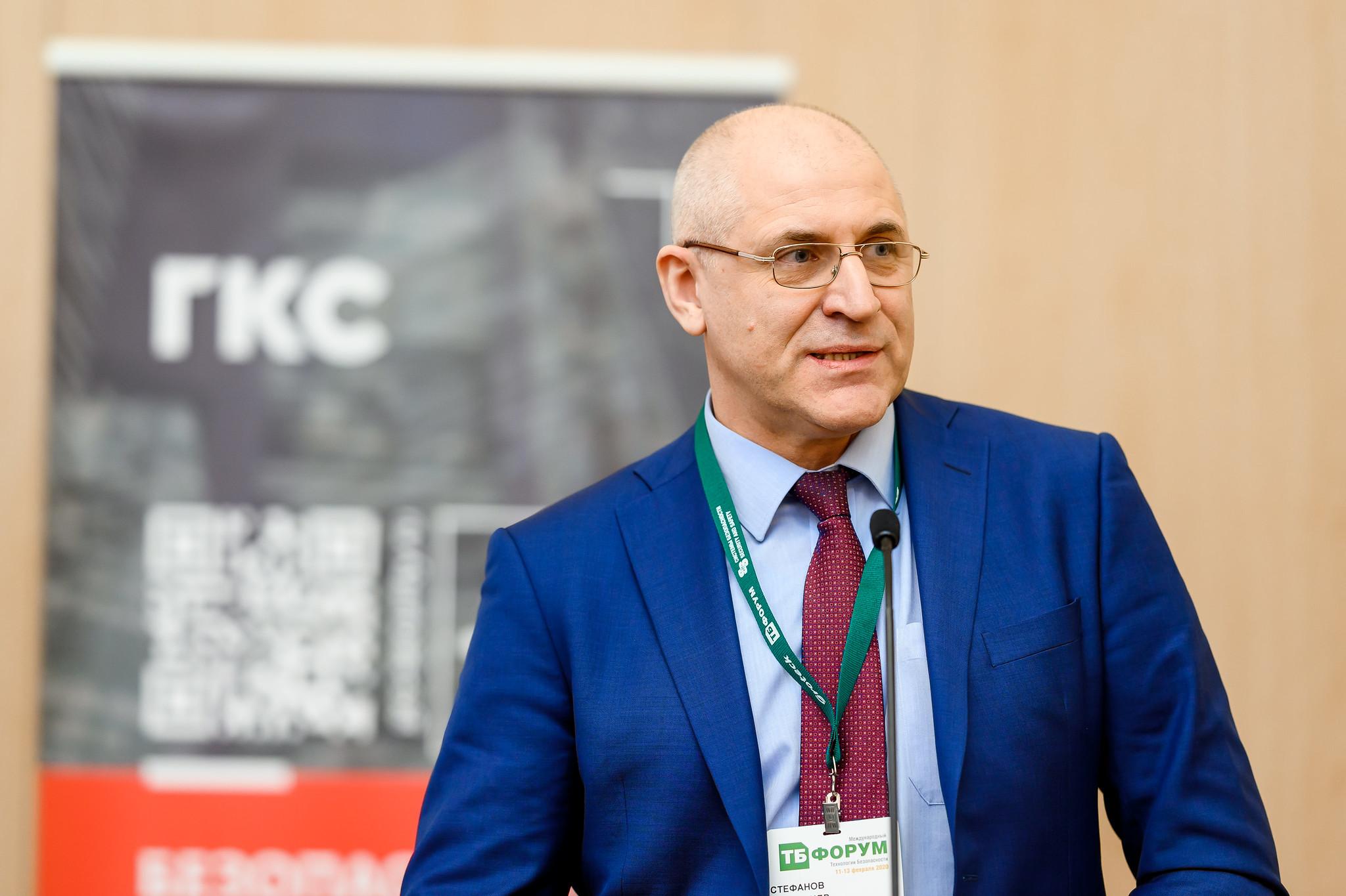 Александр Стефанов (РСВО): мы получили больше целевых контактов, чем на других выставках