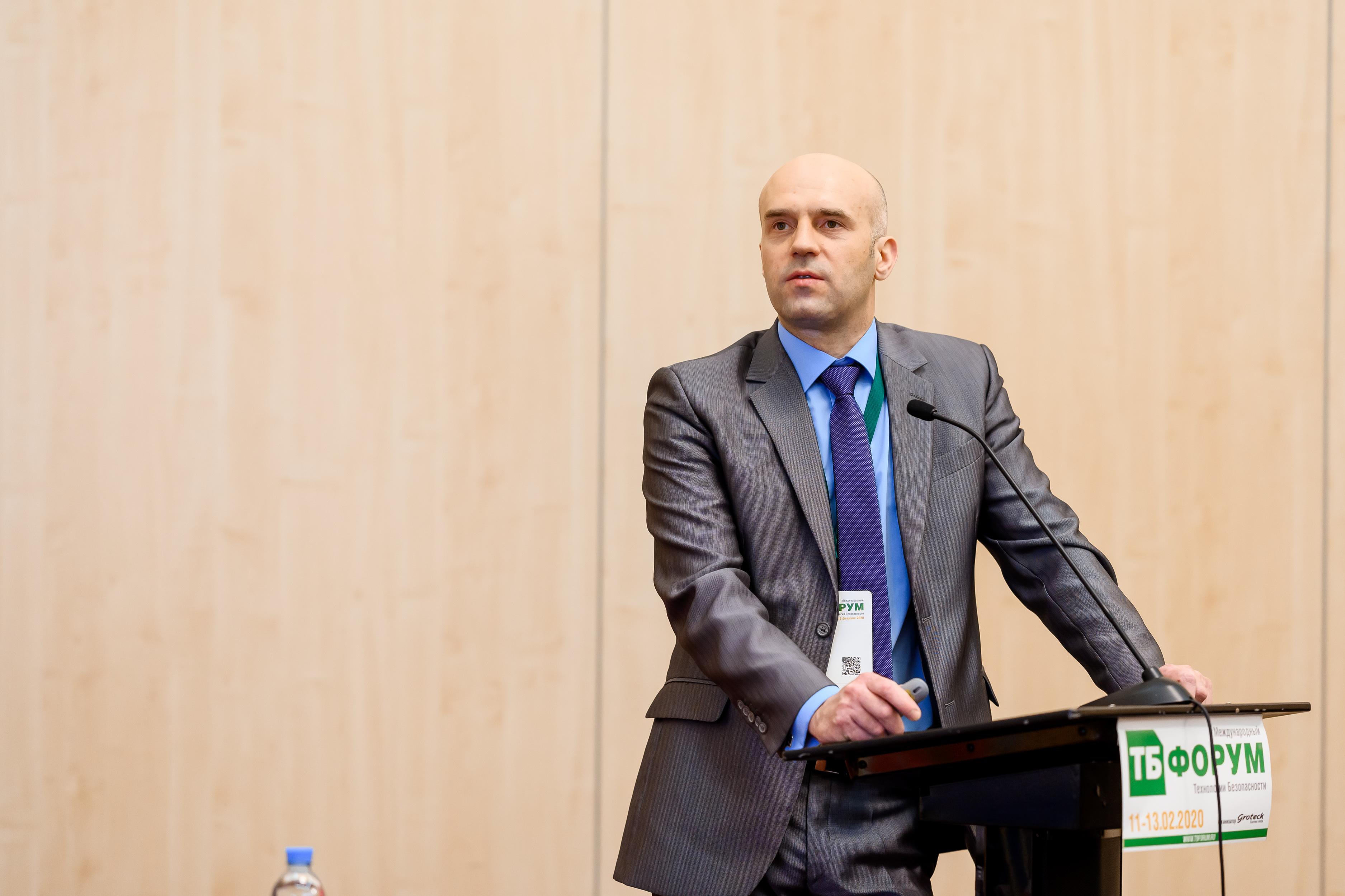 Илья Луняков (Интегра-С): на нашем стенде было действительно много заказчиков