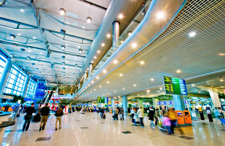 Опыт реализации комплексной системы безопасности на базе PSIM в аэропорту Краснодар