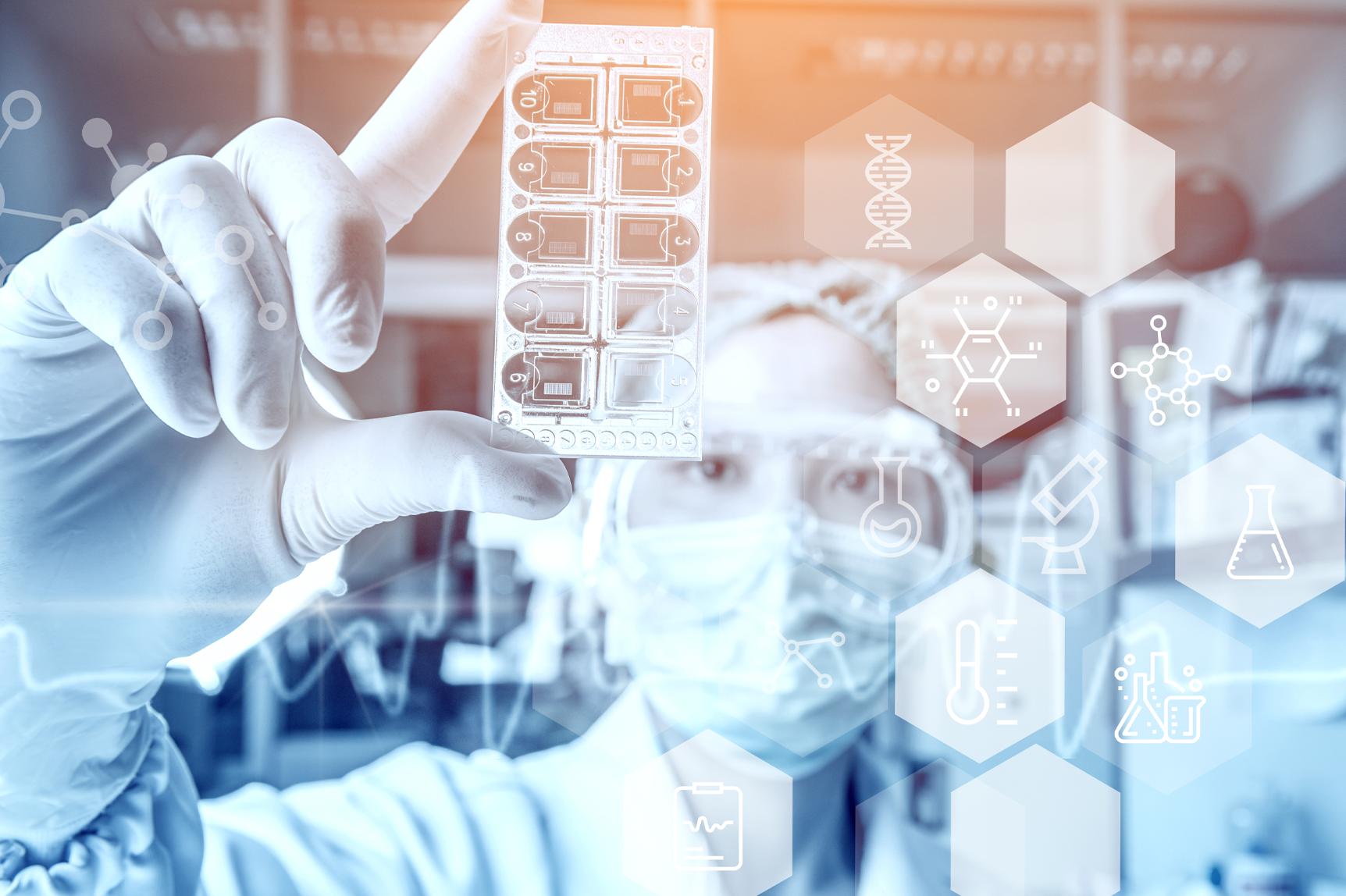 Цифровая трансформация в фармацевтике: эффекты от внедрения информационных технологий